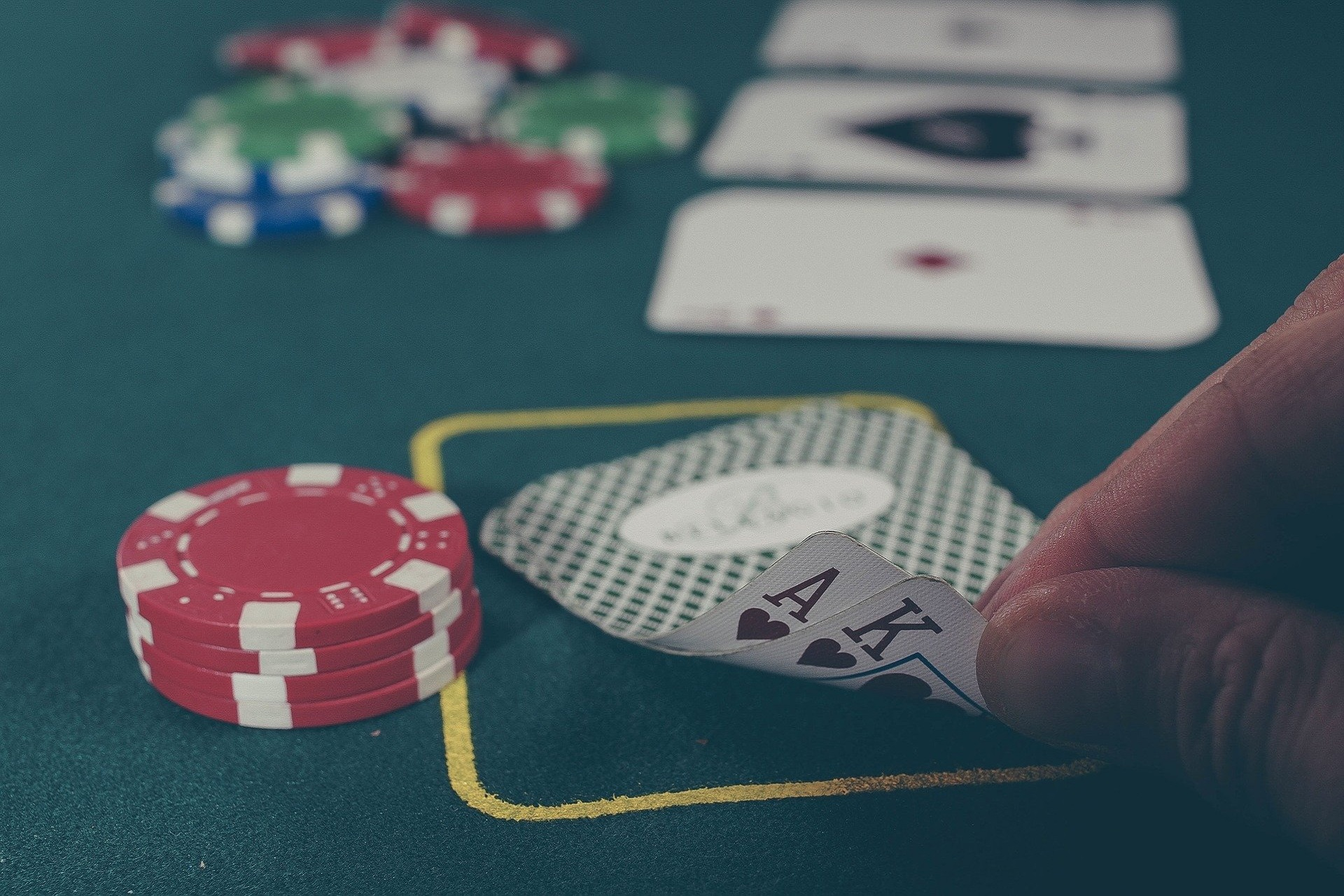 Want to step into the world of gaming & gambling with poker?... Here is how you should get started!